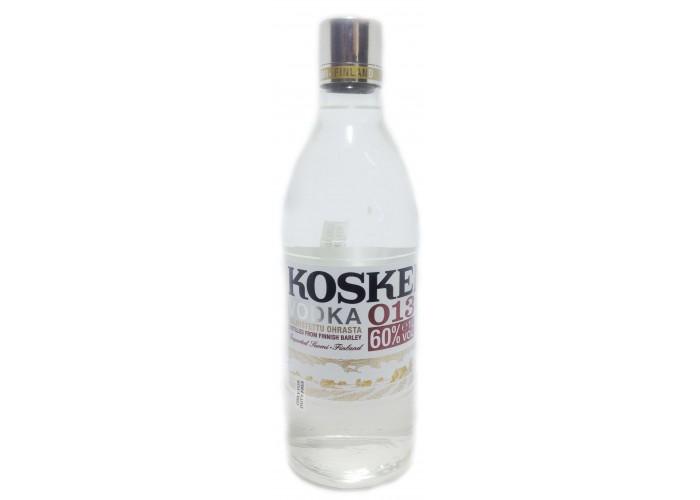 Koskenkorva Vodka 60% 013