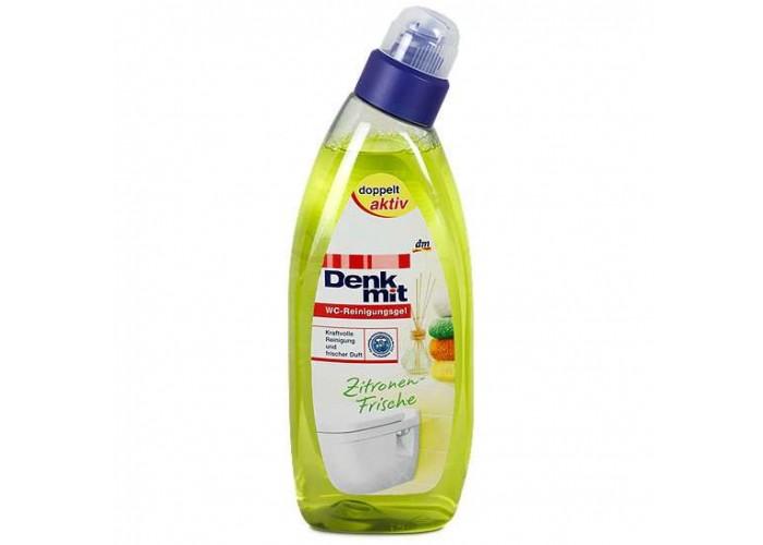DenkMit WC-Reinigungsgel Zitronen-Frische