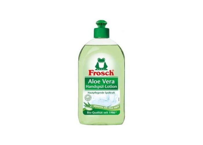 Frosch Aloe vera Hands-Spul-Balsam