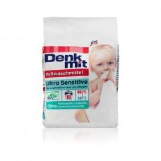 Denkmit Vollwaschmittel Ultra Sensitive 1.215Kg