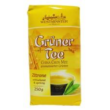 Westminster Cruner Tee Zitrone