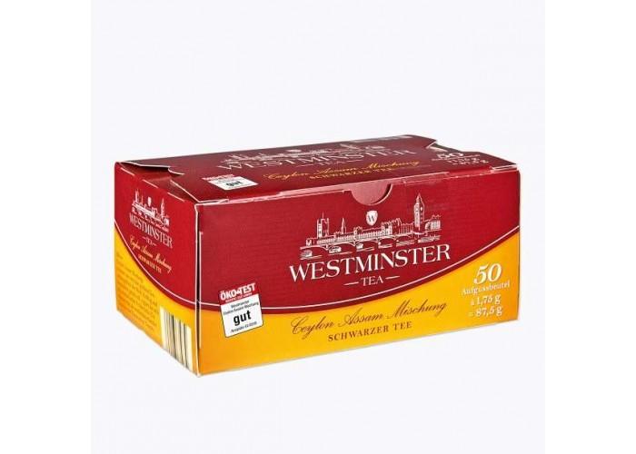 Westminster Shwarzer Tee