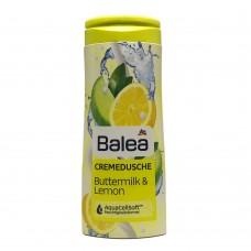 Balea Cremedusche Buttermilk & Lemon