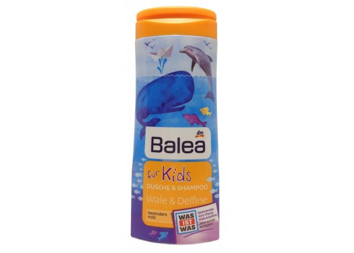 Balea fur Kids Wale & Delfine