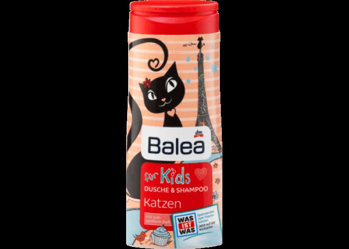 Balea fur Kids Katzen