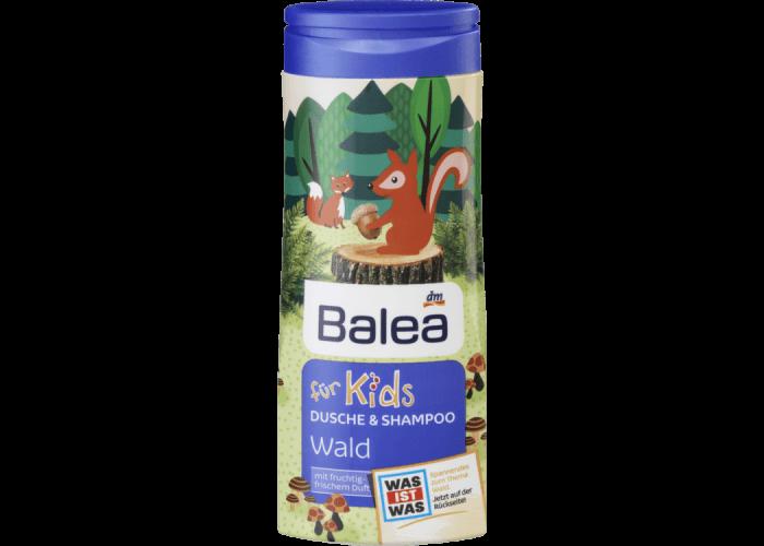 Balea fur Kids Wald