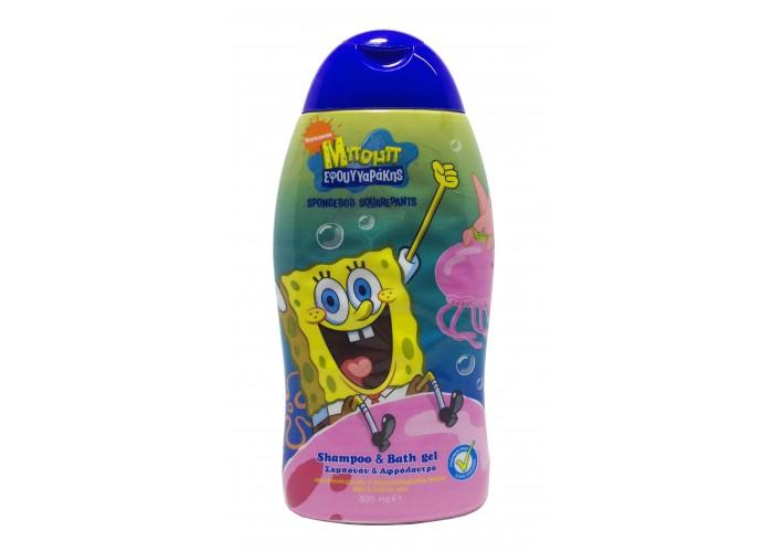 Spanchbob Shampoo Bathgel