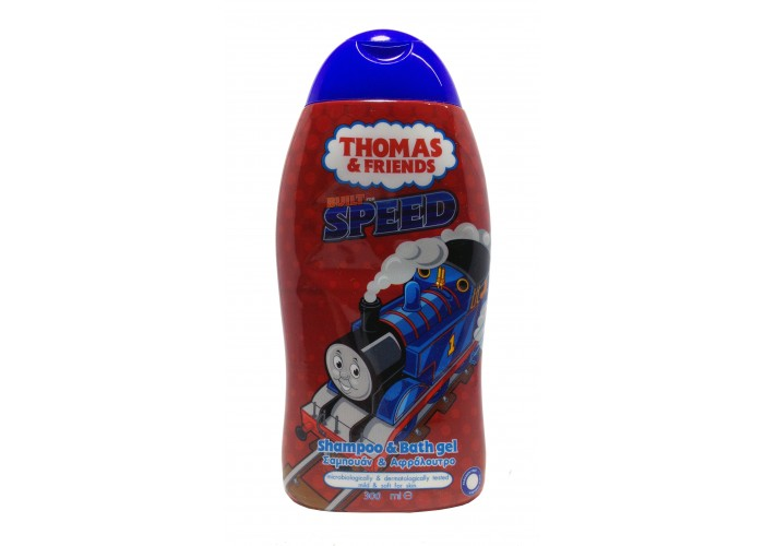 Speed Shampoo Bathgel