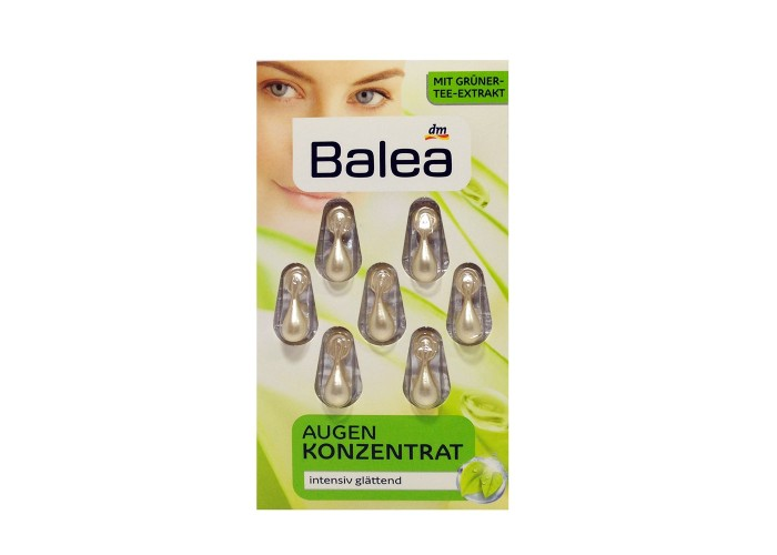 Balea konzentrat Augen mildert Augenfaltchen