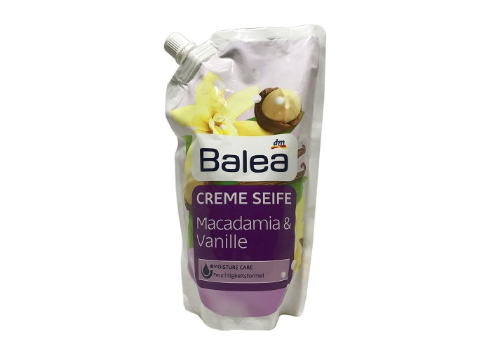 Balea Creme Seife Macadamia & Vanille