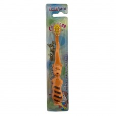 Lanshare Children Tooth Brush (Orange)