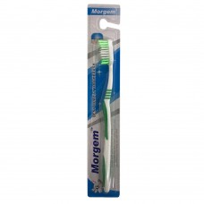 Morgem Best Quality Tooth Brush (Green)