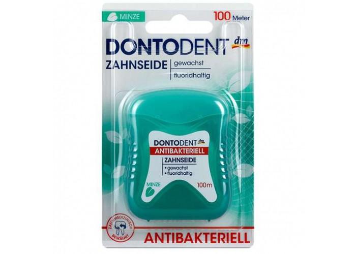 Dontodent Zahnseide Antibakteriel