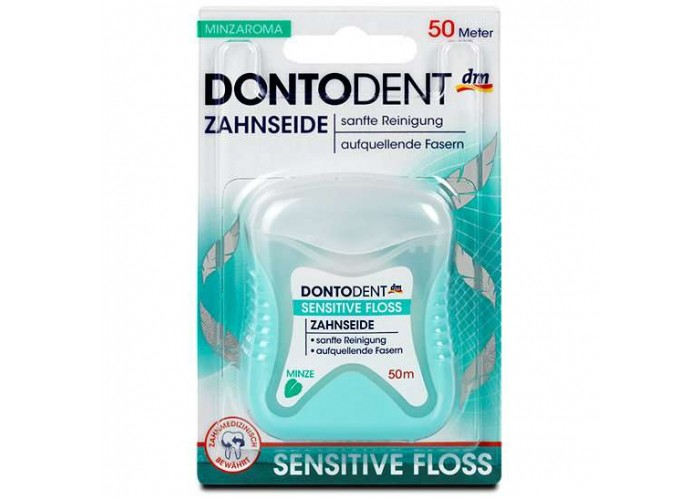 Dontodent Zahnseide Sensetive