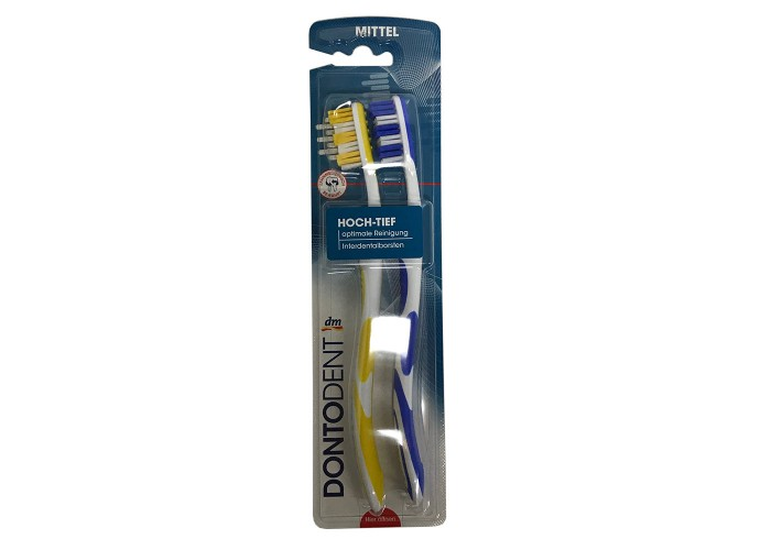 Dontodent  Hoch-Tief (Blue,Yellow)