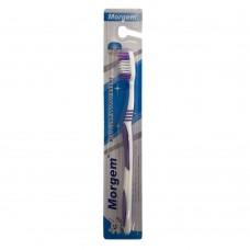 Morgem Best Quality Tooth Brush (Purpure)