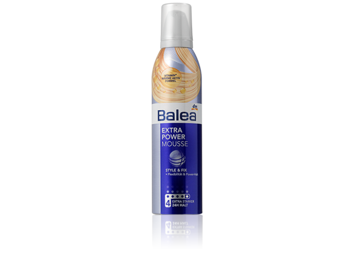 Balea Mousse Extra Power
