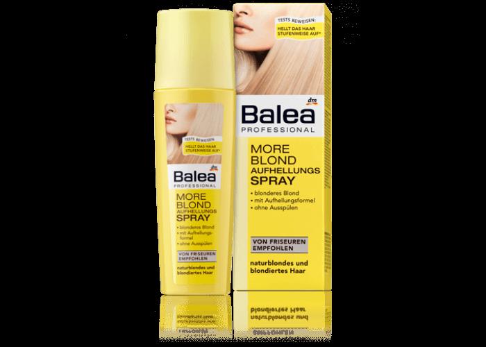 Balea Aufhellungs Spray More Blond professijnal