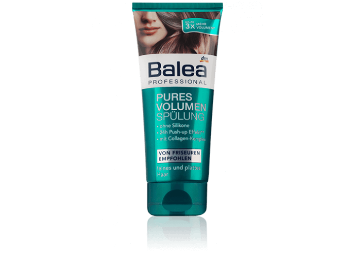 Balea Spalung Professional  Pures  volume