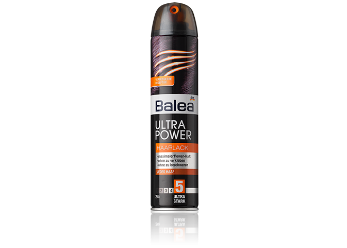 Balea Haarlack Ultra Power