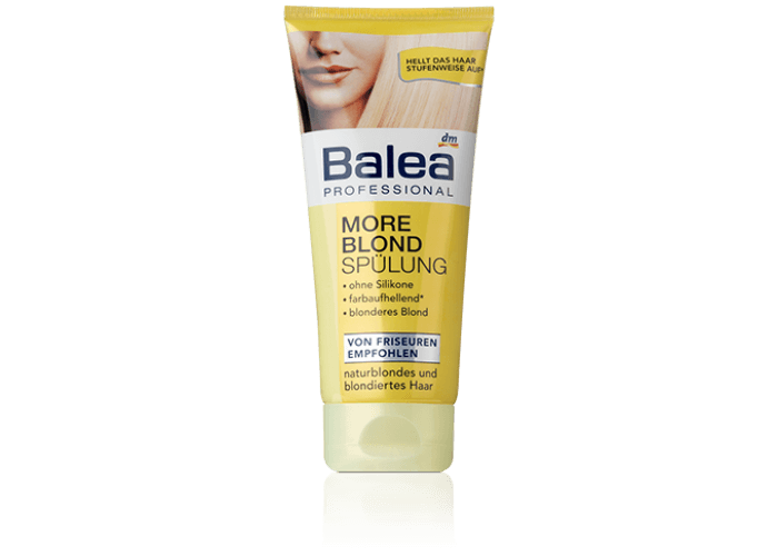 Balea Spalung Professional  More Blond