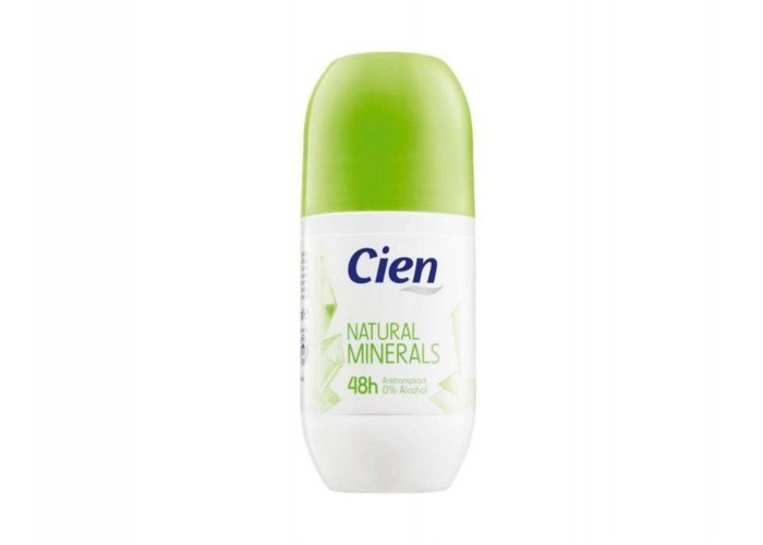 Cien Deo Roll-on Natural Minerals