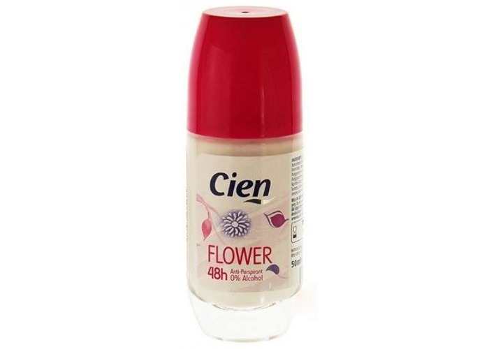 Cien Deo Roll-on Flowers