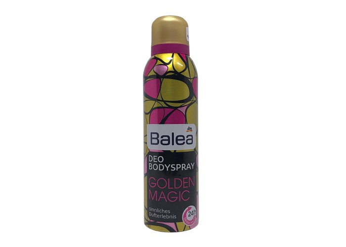 Balea Deo Bodyspray Golden Magic
