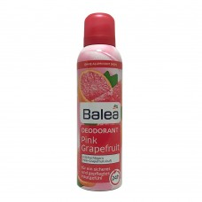 Balea Deodorant Pink Grapefruit
