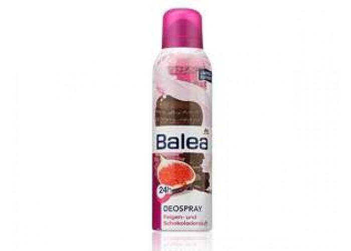 Balea Deospray Feigen und Schokoladenduft