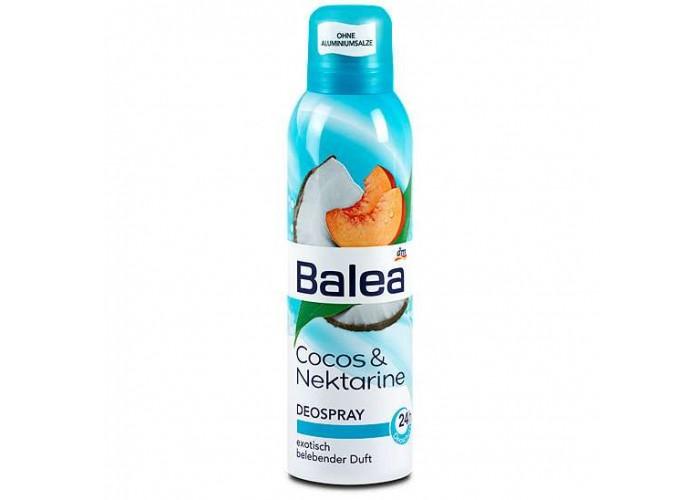 Balea Deospray Cocos+nektarine