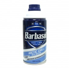 Barbasol Arcti Chill with menthol