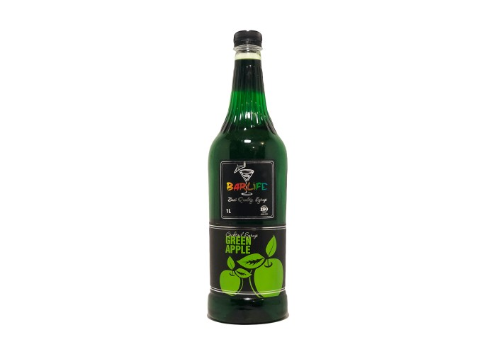 Barlife Green Apple