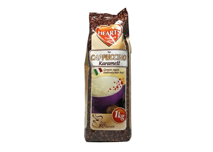 Hearts Cappuccino Karamell 1kg