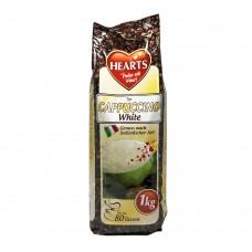 Hearts Cappuccino White 1kg
