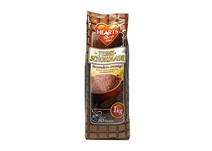 Hearts Trink Schokolade 1kg