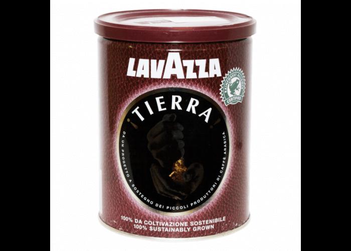 Lavazza Tierra 250g (Банка)