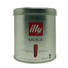 illy Moka 125g