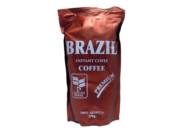 Brazil Istant Coffee Premium Растворимый