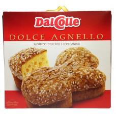 Пасха панеттоне Dalcolle Dolce Agnello