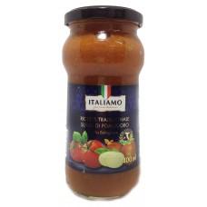 Italiamo Ricetta tradizionale sugo di pomodoro