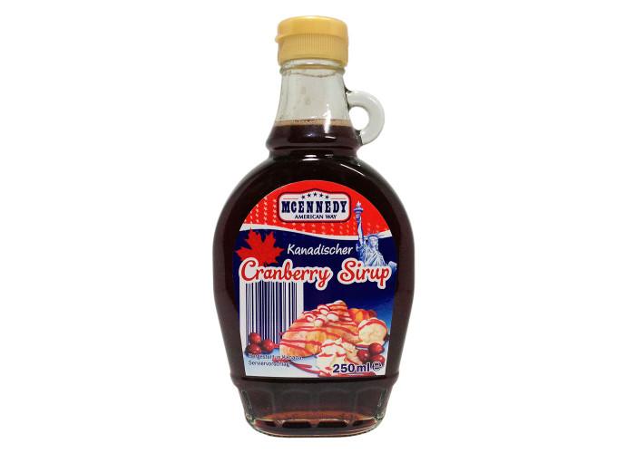 Mcennedy Kanadisher Cranberry Sirup