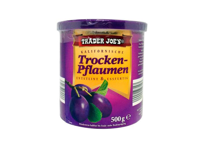 Trader Joe's Trocken Pflaumen