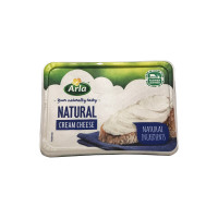 Arla natural cream cheese