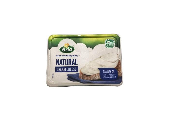 Arla natural cream cheese