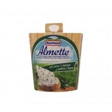 Hochland Almette with herb