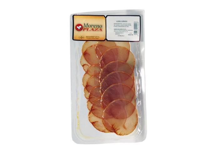 Мясо нарезное Lomo Curado