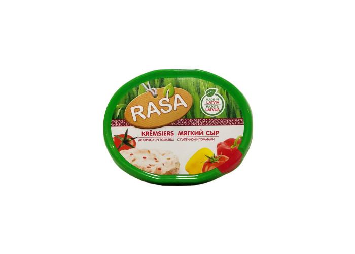 Rasa cream cheese ar paprik un tomatien