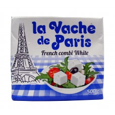 Ia Vache de Paris French Combi White