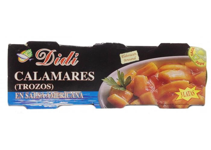 Didi Calamares (Trozos) En Slsa Americana